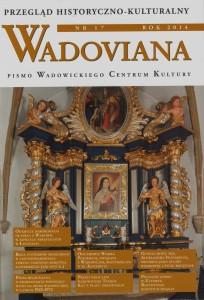 Okładka Wadoviana 17