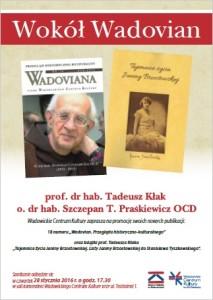 plakat_Wokol_Wadovian