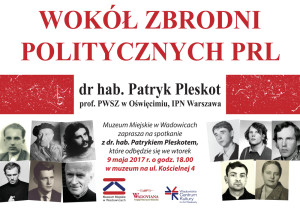 Wokół zbrodni politycznych PRL